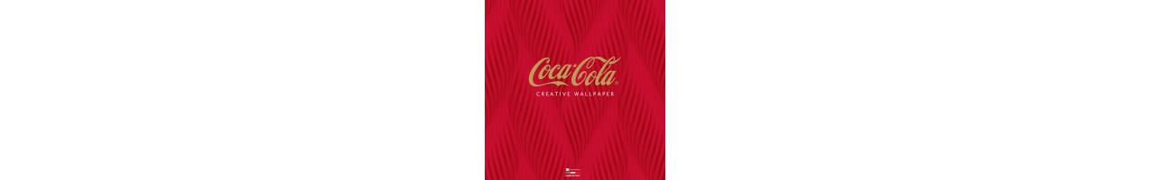 Коллекция Coca Cola, бренд  Zambaiti Parati