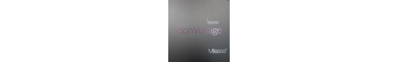 Коллекция Bon Voyage, бренд Milassa