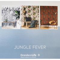 Коллекция Jungle Fever, бренд Grandeco
