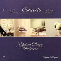 Коллекция Concerto, бренд Chelsea Decor