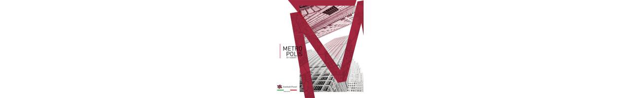 Коллекция Metropolis 2018, бренд  Zambaiti Parati