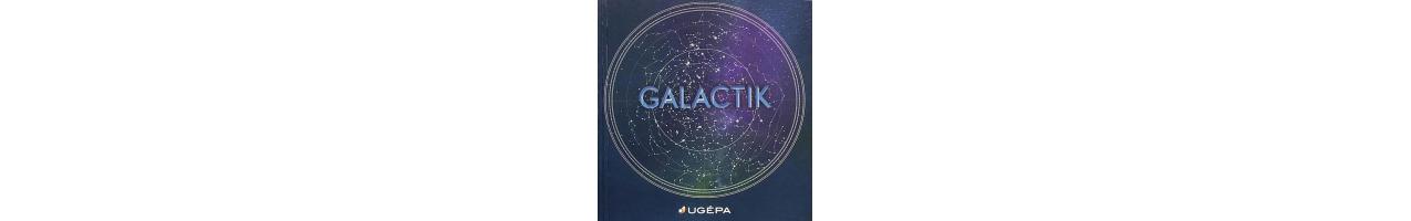 Коллекция Galactik, бренд Ugepa