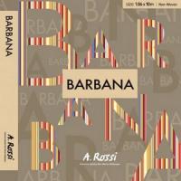 Коллекция Barbana, бренд Andrea Rossi