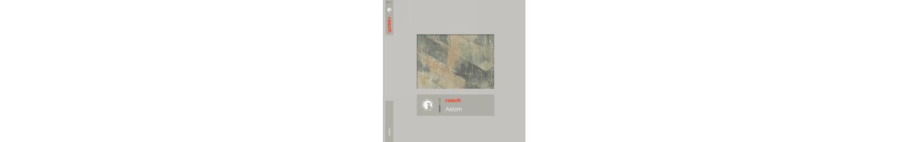Коллекция Axiom, бренд Rasch
