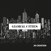 Коллекция Global Cities, бренд AS-Creation