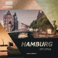 Коллекция Hamburg City Style, бренд Marburg