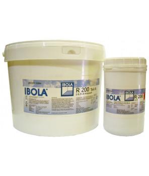 Полиуретановый двухкомпонентый паркетный клей, IBOLA R 200