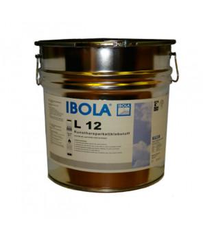 Паркетный клей на основе искусственных смол, Ibola L-12