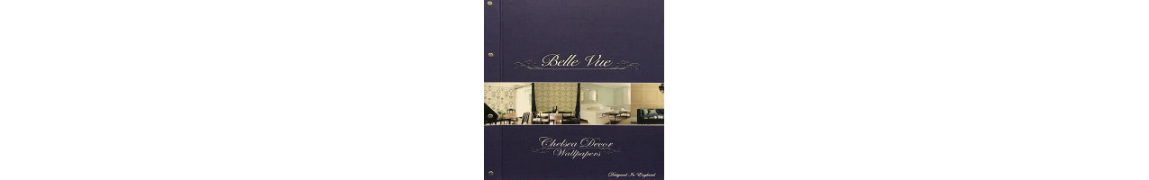 Коллекция Belle Vue, бренд Chelsea Decor Wallpapers