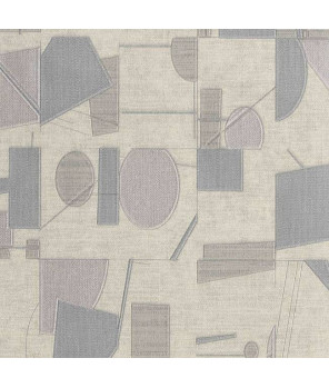Итальянские обои Sirpi, коллекция Composition A Tribute To Kandinsky, артикул 24002