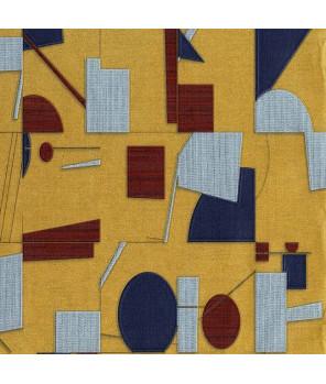 Итальянские обои Sirpi, коллекция Composition A Tribute To Kandinsky, артикул 24006