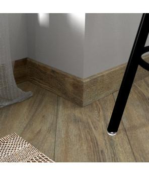 Плинтус Fine Floor, FF-1507/1407 Плинтус Дуб Карлин
