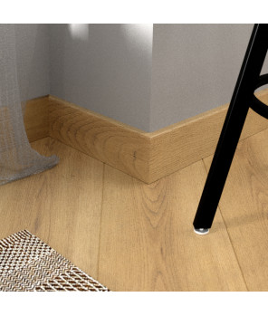 Плинтус Fine Floor, FF-1509/1409 Плинтус Дуб Орхус