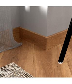 Плинтус Fine Floor, FF-1512/1412 Плинтус Дуб Динан