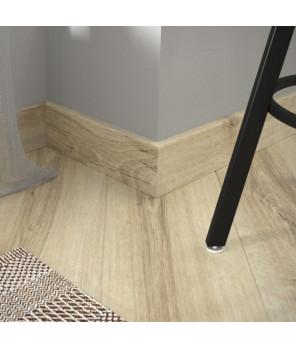 Плинтус Fine Floor, FF-1515/1415 Плинтус Дуб Макао