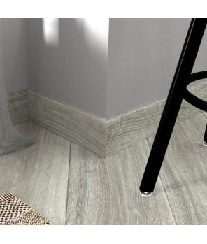 Плинтус Fine Floor, FF-1516/1416 Дуб Бран