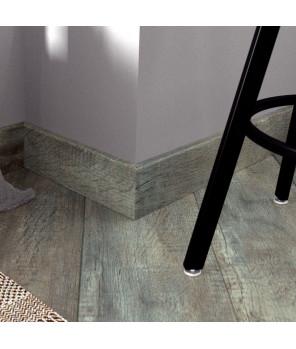 Плинтус Fine Floor, FF-1518/1418 Дуб Этна