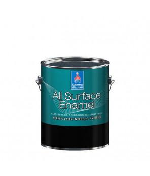 Эмаль для лепнины и металла, All Surface Enamel Satin кварта (0,95л)
