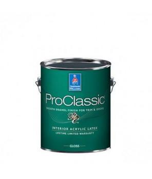 Эмаль для лепнины и дерева, ProClassic Interior Satin кварта (0,95л)