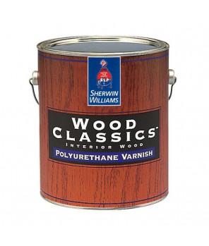 Глянцевый полиуретановый лак для пола, Wood Classic Polyuretane Varnish Gloss лак глянец галлон