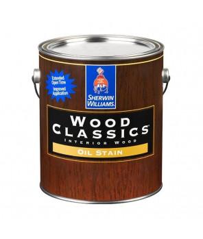 Пропитка по дереву для мебели и пола, Wood Classic Stain пропитка галлон