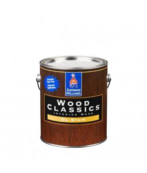Пропитка по дереву для мебели и пола, Wood Classic Stain пропитка кварта
