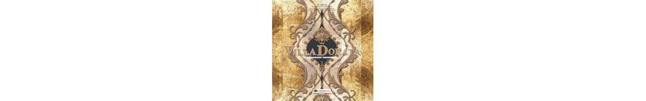 Коллекция Villa Dorata, бренд Zambaiti Parati