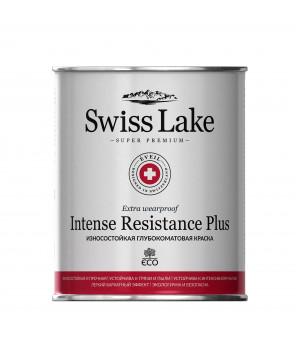 Износостойкая глубокоматовая краска Intense Resistance Plus