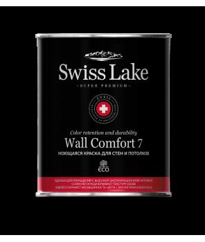 Матовая краска с шелковистым эффектом Wall Comfort 7