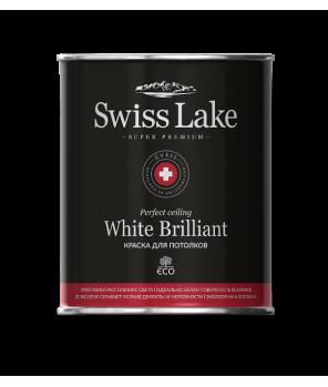 Глубокоматовая краска для потолков White Brilliant