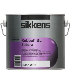 Полуматовая универсальная краска на основе полиуретанового связующего, Rubbol BL Satura